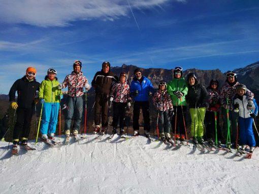 Corsi sci e snowboard bambini e adulti a Zoldo