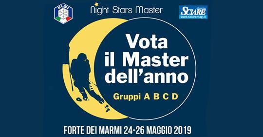 """VOTIAMO IL NOSTRO ATLETA MARCO MARTINI """" IL MASTER DELL'ANNO"""""""
